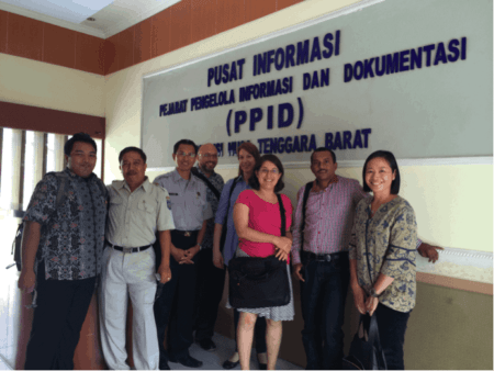 Exploring big data for local government: notes from West Nusa Tenggara, Indonesia 1