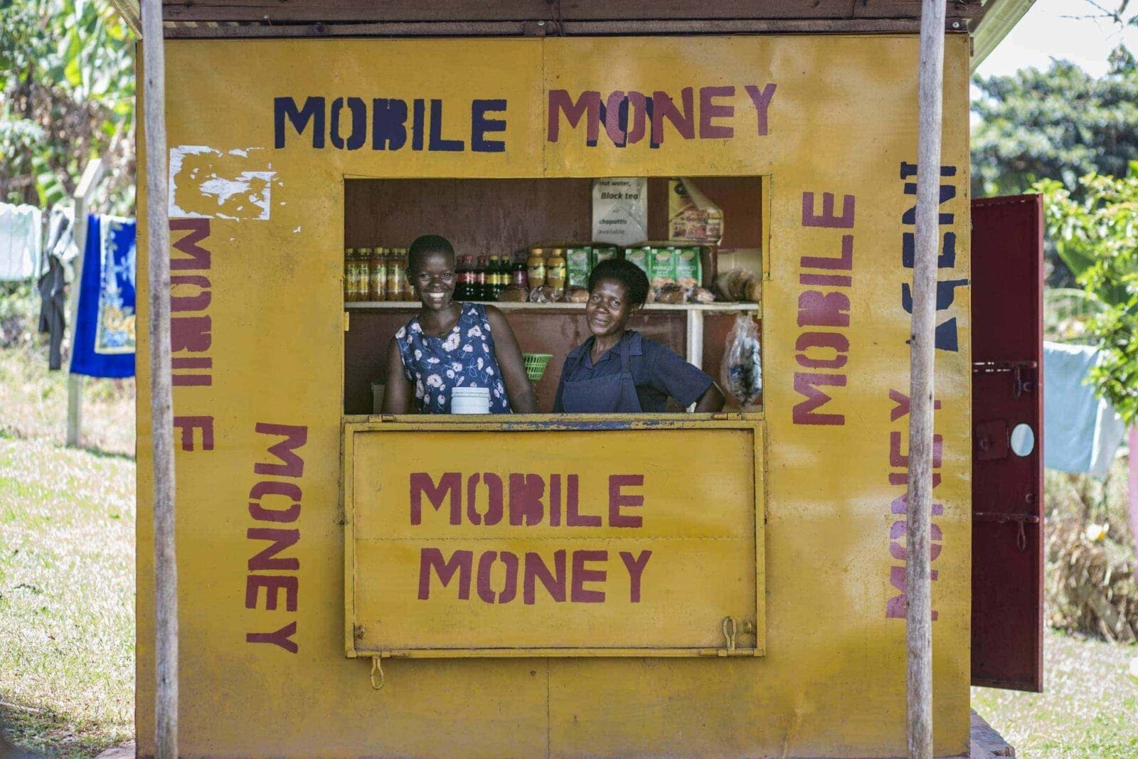 Exploring the Potential of Mobile Money Transactions to Inform Policy 3
