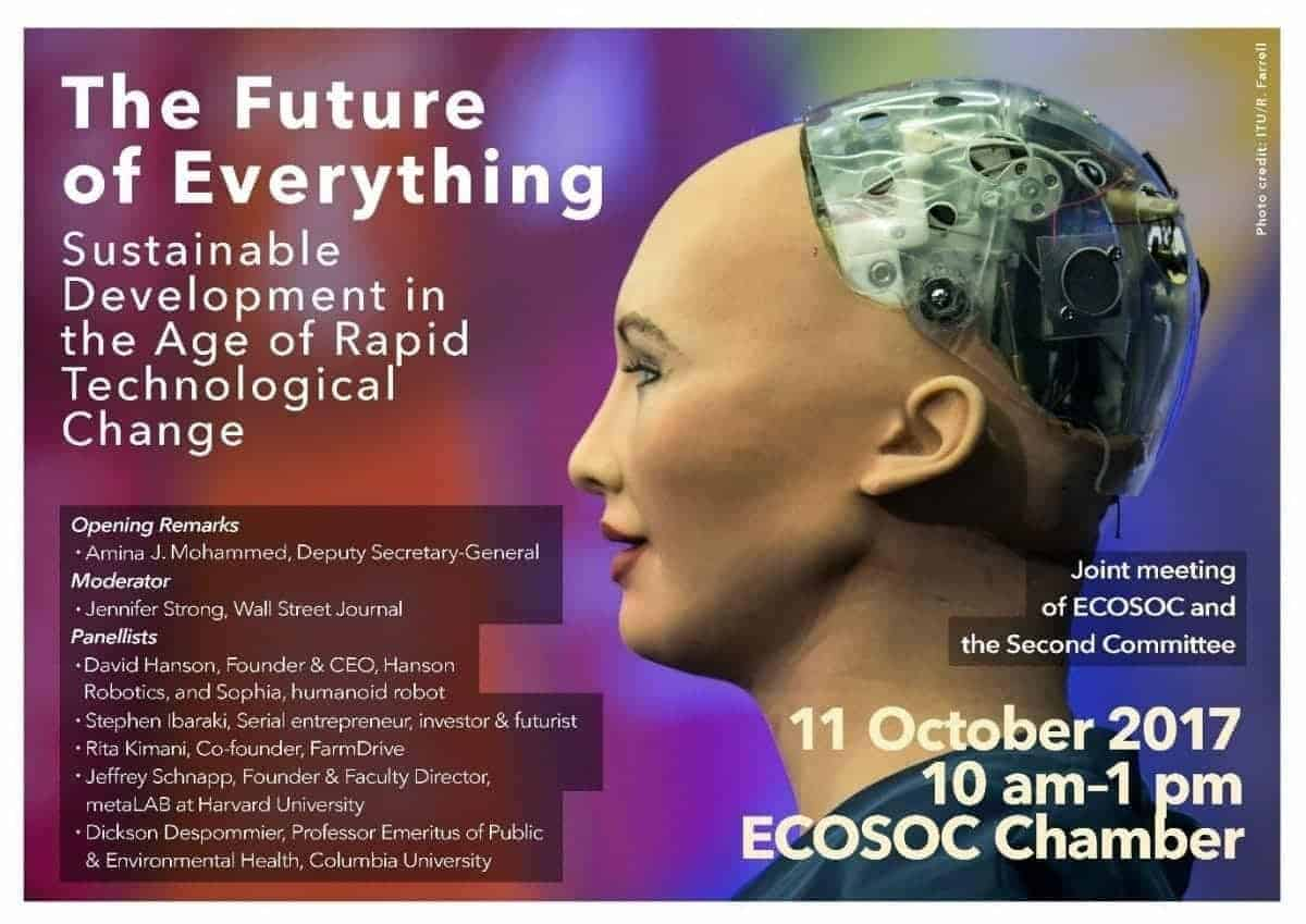 The Future of Everything 1