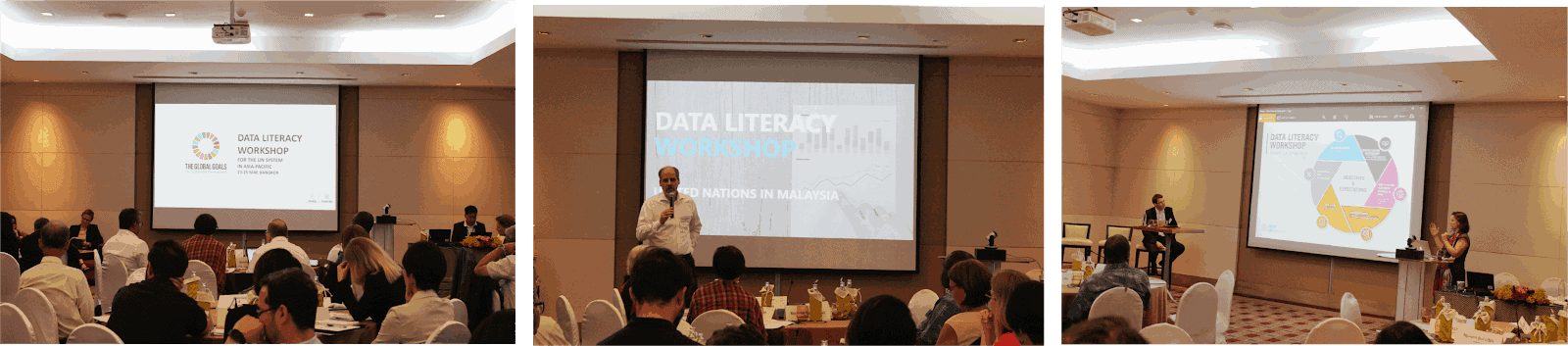 Data Strategising with the UN in Asia Pacific 1