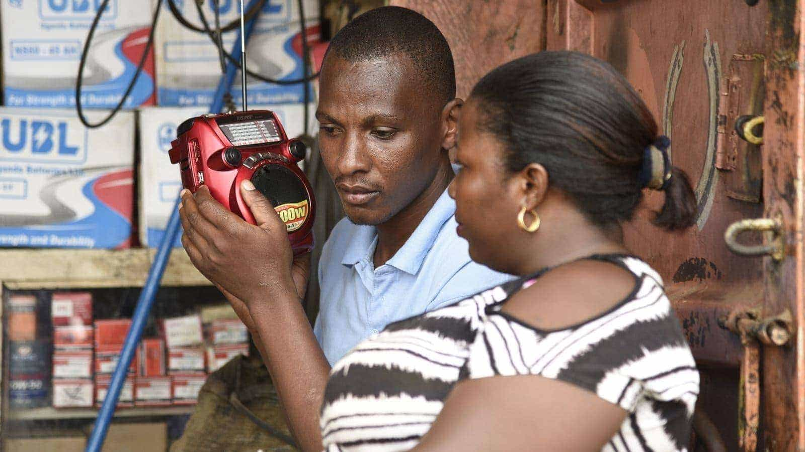 Making Ugandan Community Radio Machine-readable Using Speech Recognition Technology 6