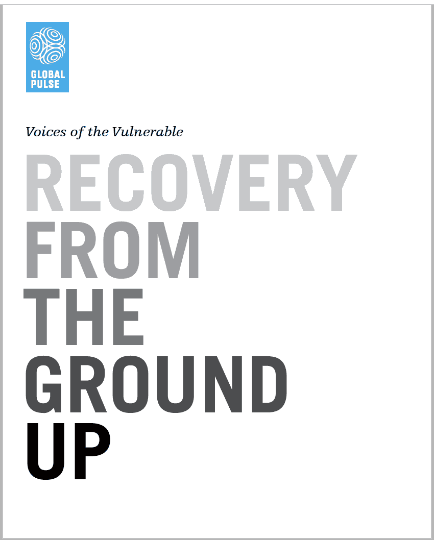 Recovery from the Ground Up 6