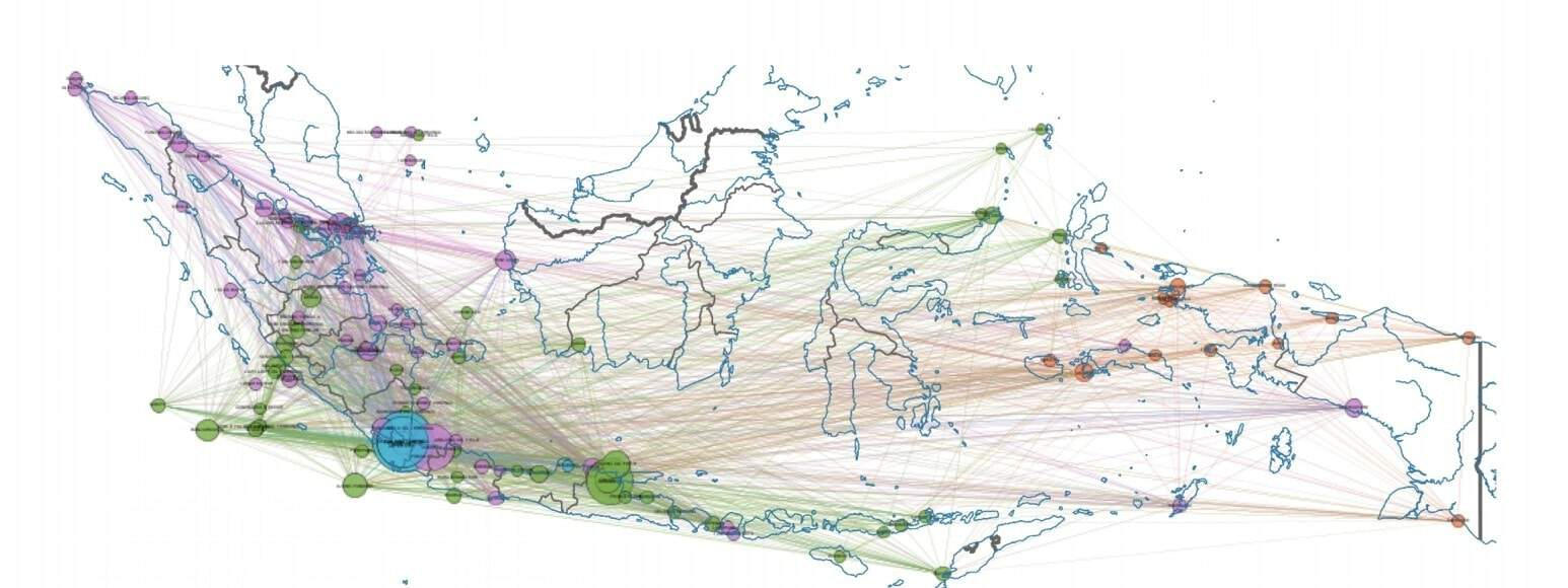 Port Network Analysis for Development Policy in Indonesia 2