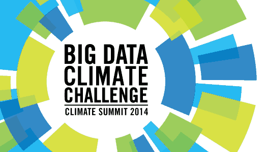Big Data Climate Challenge 2014 1