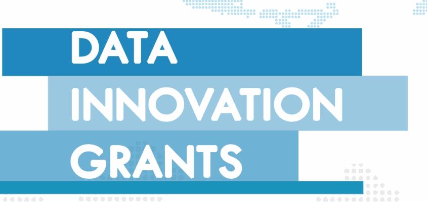 Data Innovation Mini Grants 1