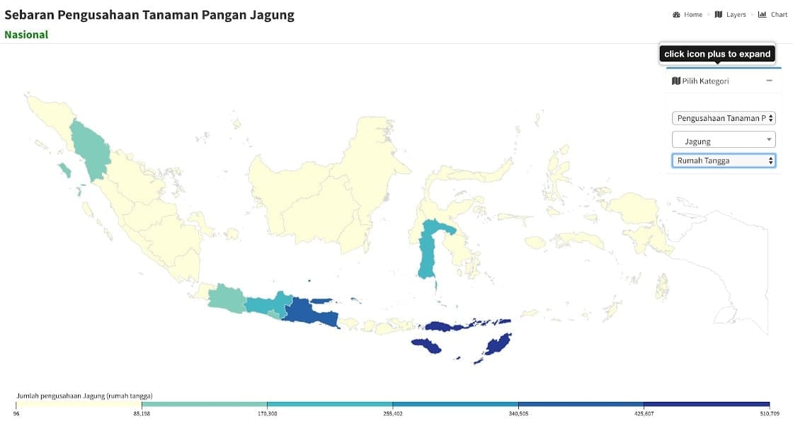Mapping Smallholder Farmers in Indonesia to Inform Agriculture Policies 2