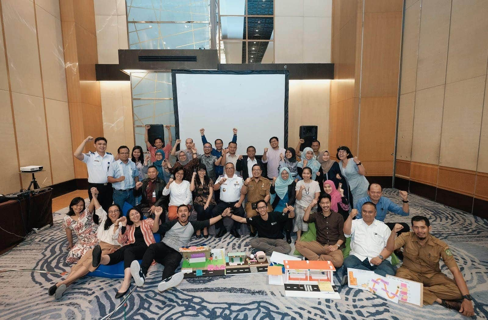 Medan's City Government Adopts Recommendations from the After Dark Research 1