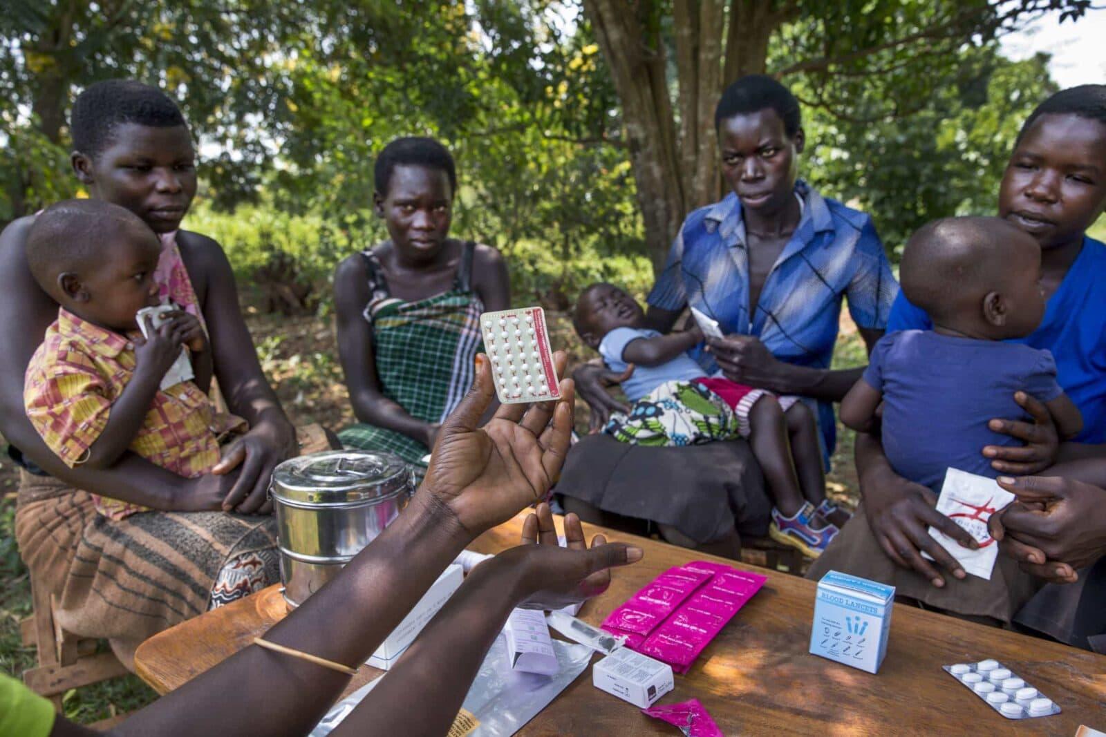 Ending violence against women and girls in Uganda 2