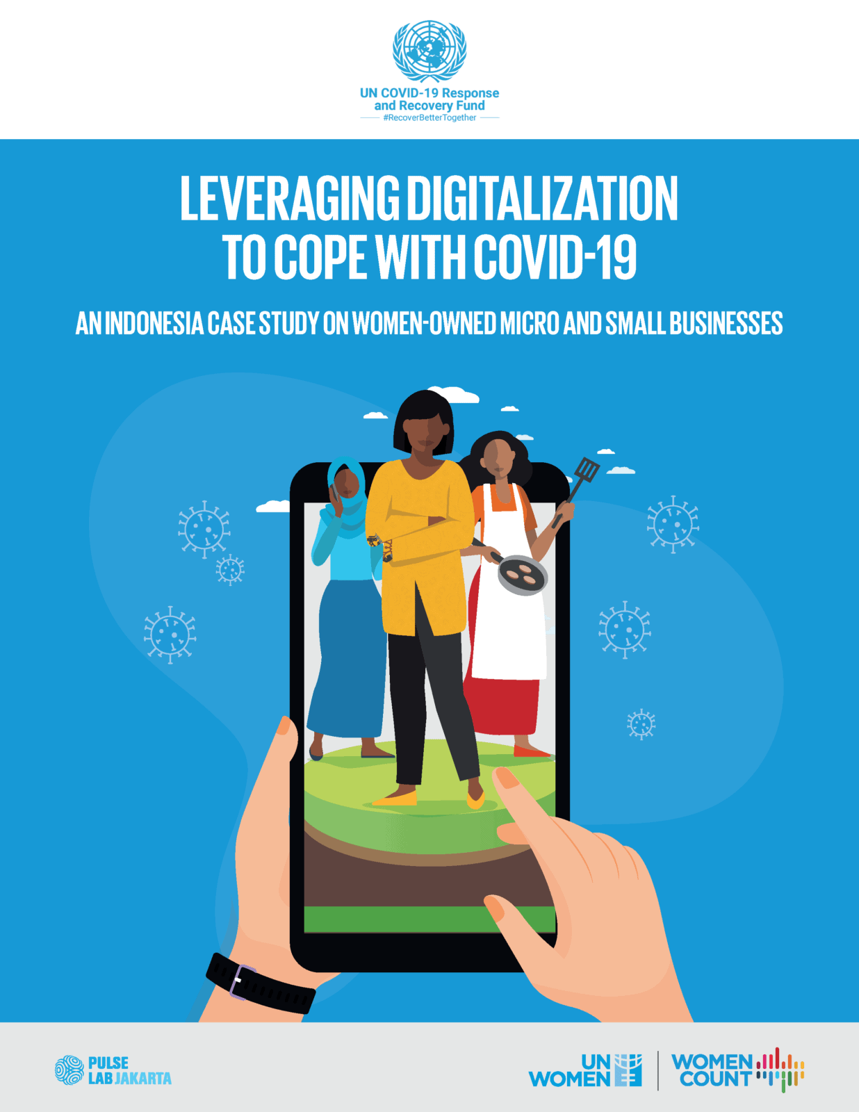 Leveraging digitalization to cope with COVID-19: An Indonesia case study on women-owned micro and small businesses 3