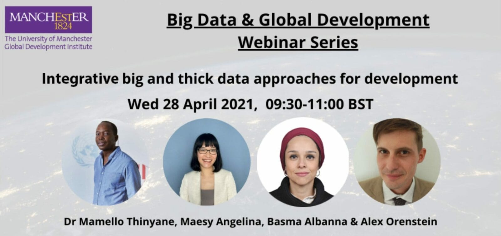 Integrative big and thick data approaches for development 3