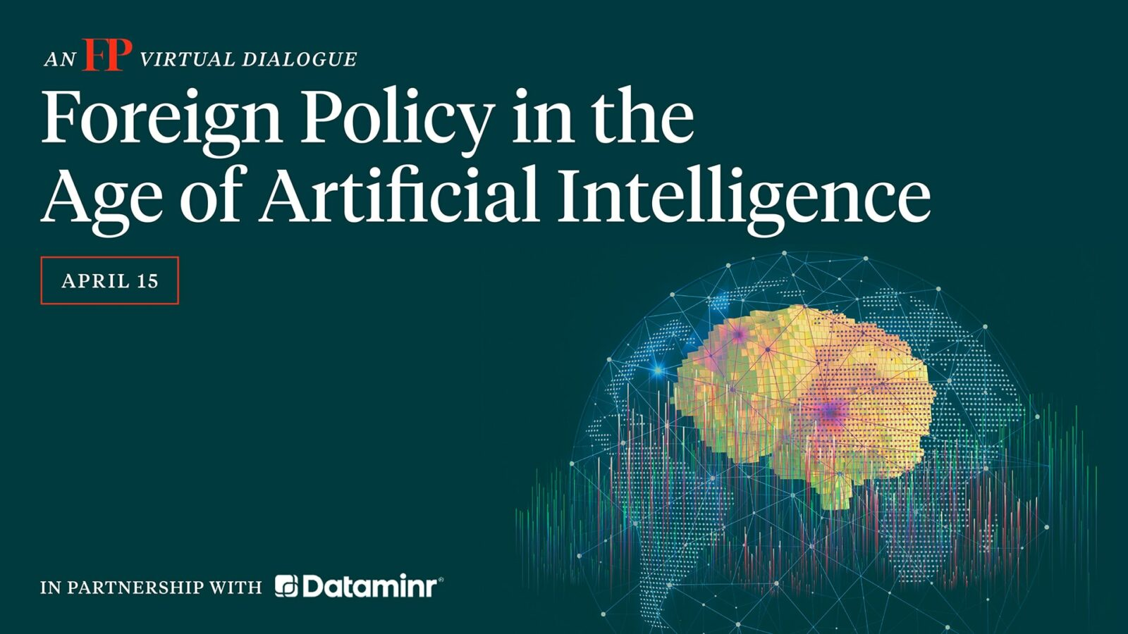 FP Virtual Dialogue: Foreign Policy in the Age of Artificial Intelligence 2