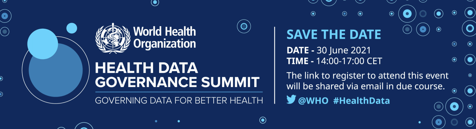 Health Data Governance Summit 1