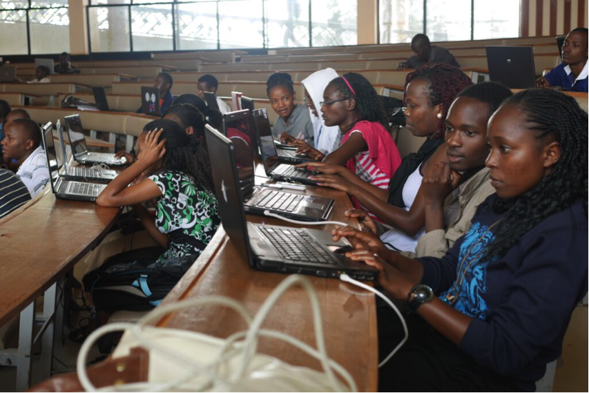A New Generation of Data Science Innovators in Africa 1
