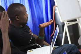 Fostering young talent: meet four bright minds working at the Pulse Lab in Uganda 4