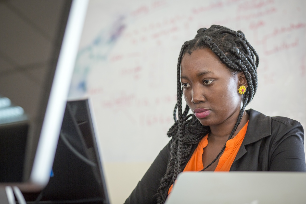 Fostering young talent: meet four bright minds working at the Pulse Lab in Uganda 2